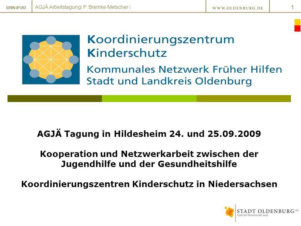 AGJÄ Tagung in Hildesheim 24. und 25.09.2009