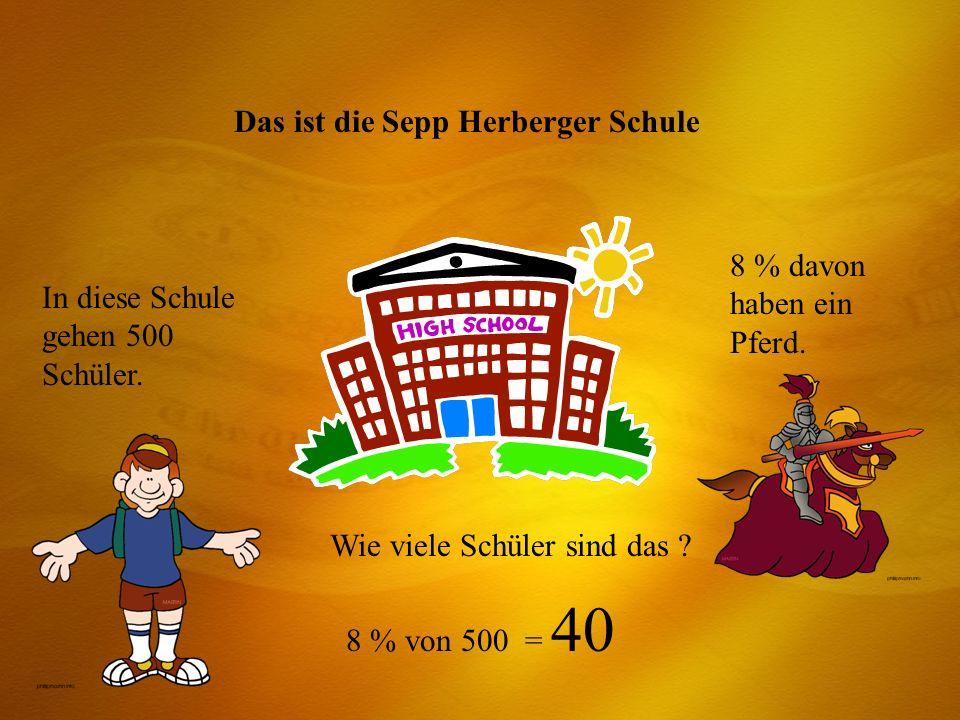 Das ist die Sepp Herberger Schule