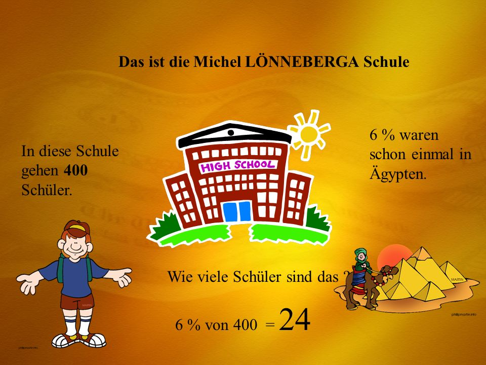 Das ist die Michel LÖNNEBERGA Schule