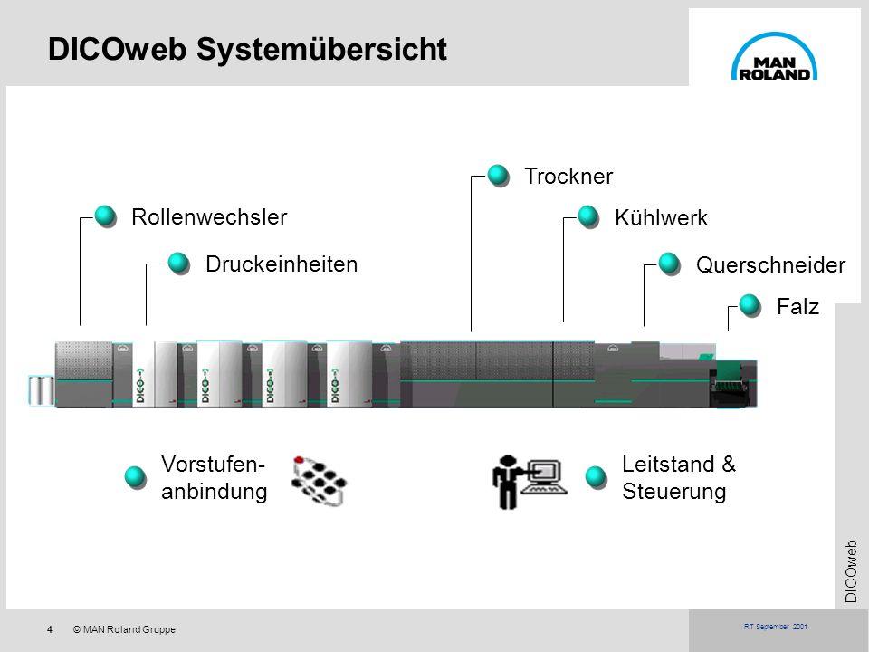 DICOweb Systemübersicht