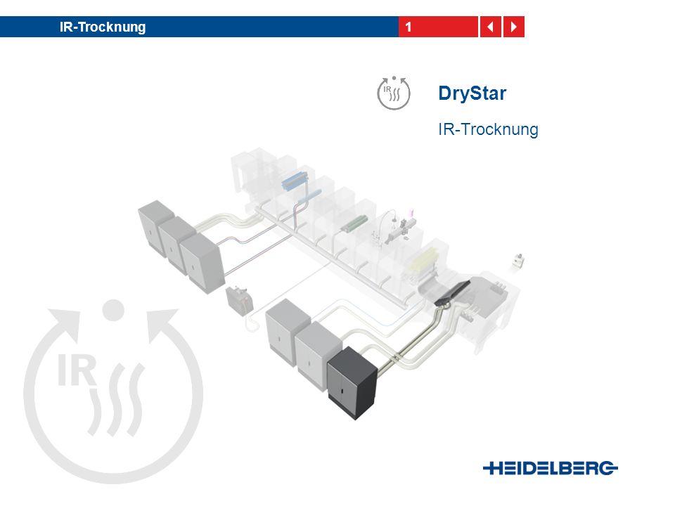 IR-Trocknung DryStar IR-Trocknung