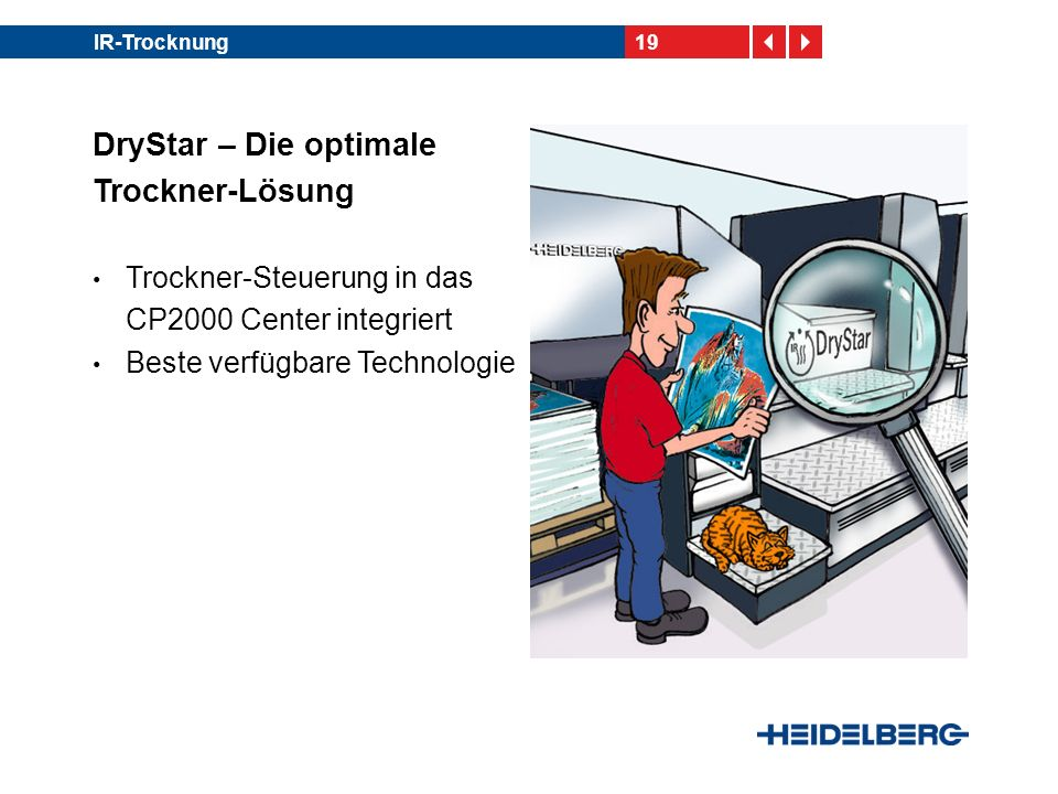 DryStar – Die optimale Trockner-Lösung