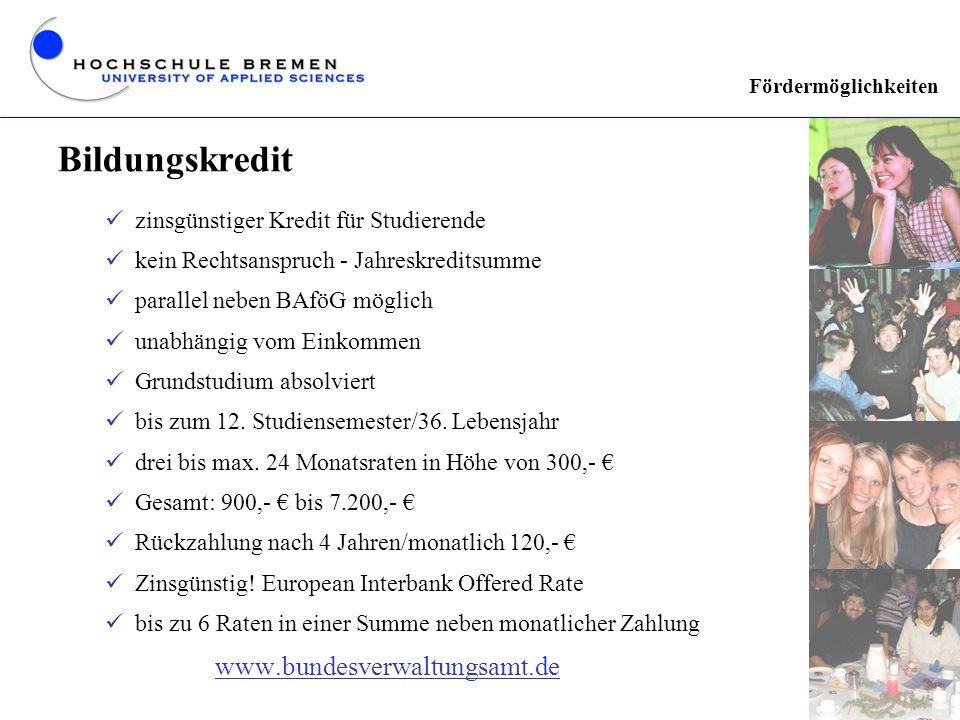 Bildungskredit www.bundesverwaltungsamt.de