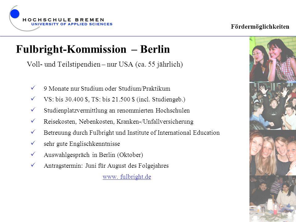 Fulbright-Kommission – Berlin