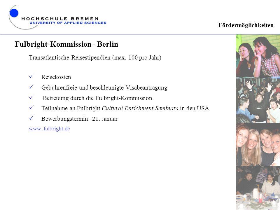 Fulbright-Kommission - Berlin