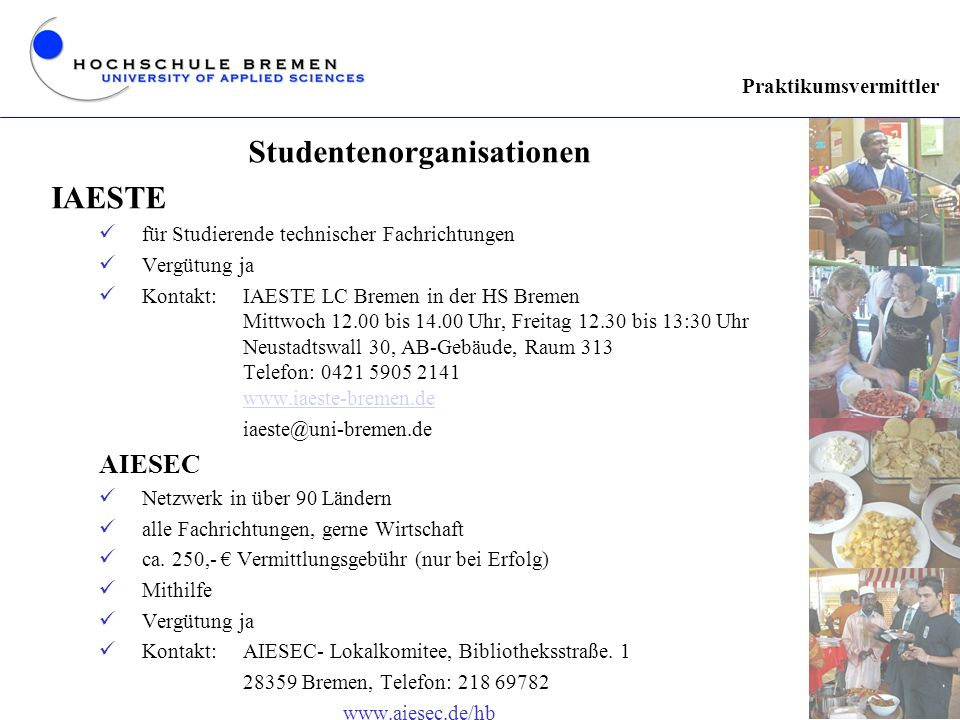 Studentenorganisationen