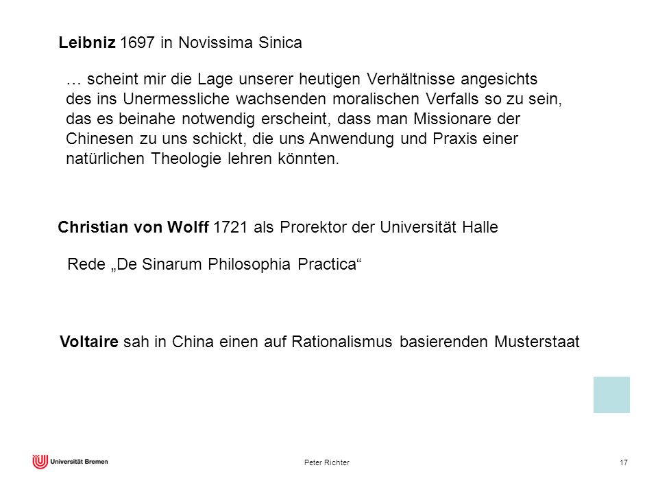 Leibniz 1697 in Novissima Sinica