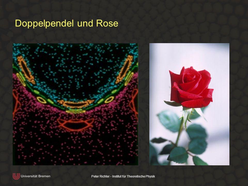 Doppelpendel und Rose Peter Richter - Institut für Theoretische Physik