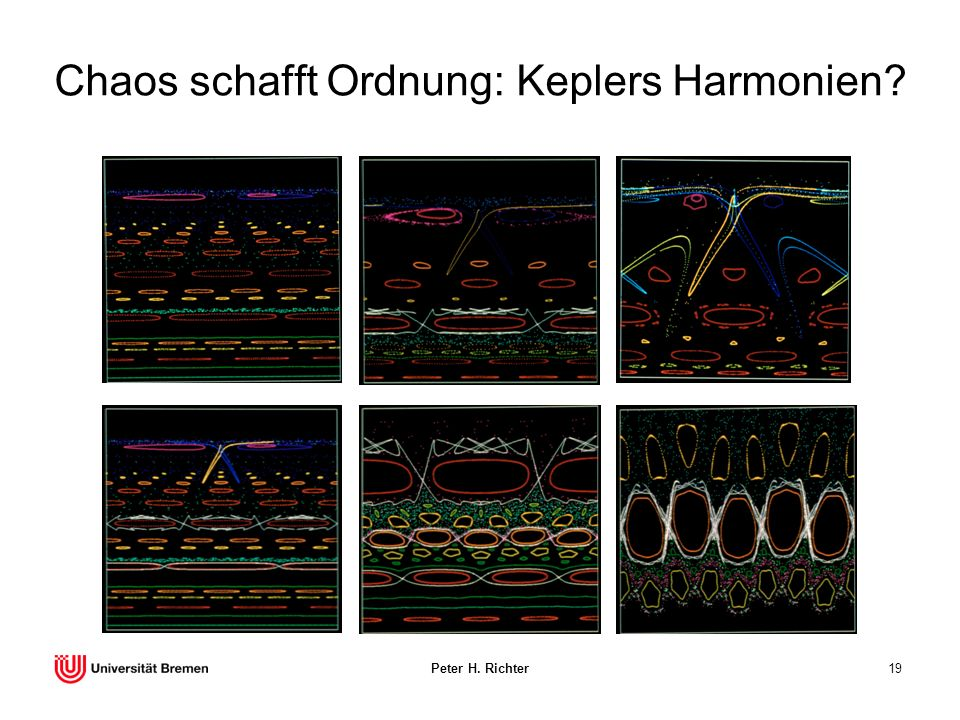 Chaos schafft Ordnung: Keplers Harmonien