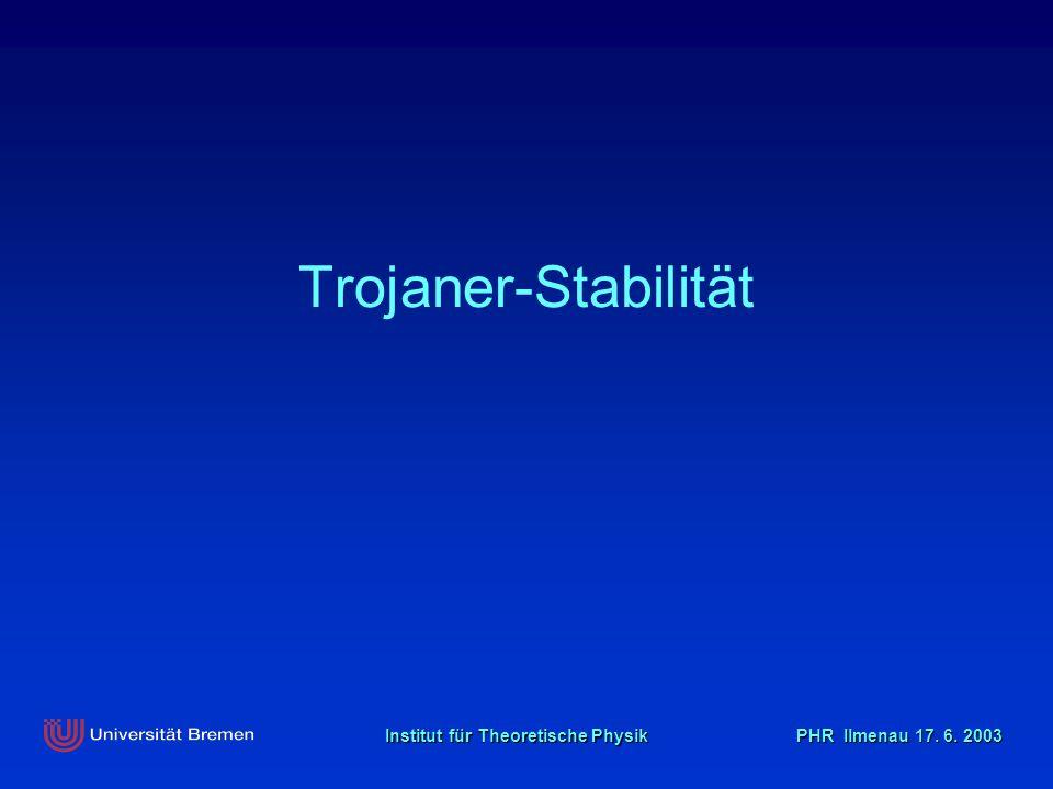 Trojaner-Stabilität
