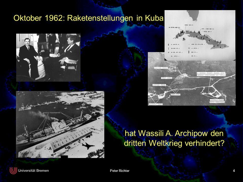 hat Wassili A. Archipow den dritten Weltkrieg verhindert