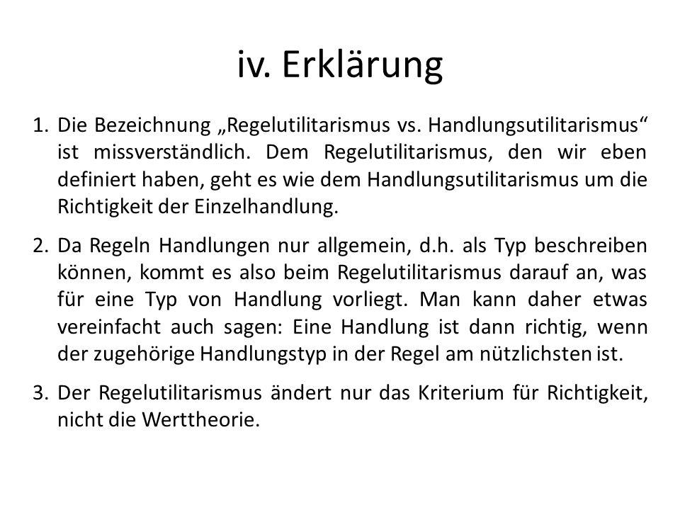 iv. Erklärung