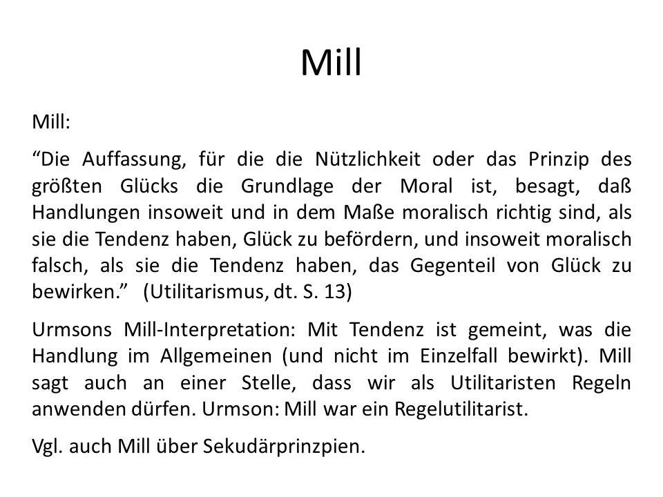 Mill Mill: