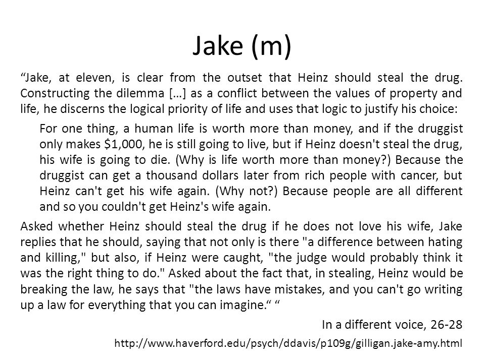 Jake (m)