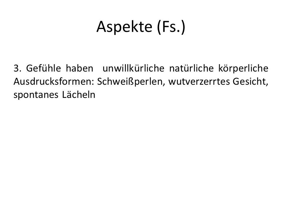 Aspekte (Fs.) 3.
