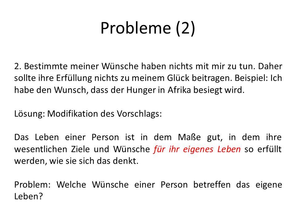 Probleme (2)