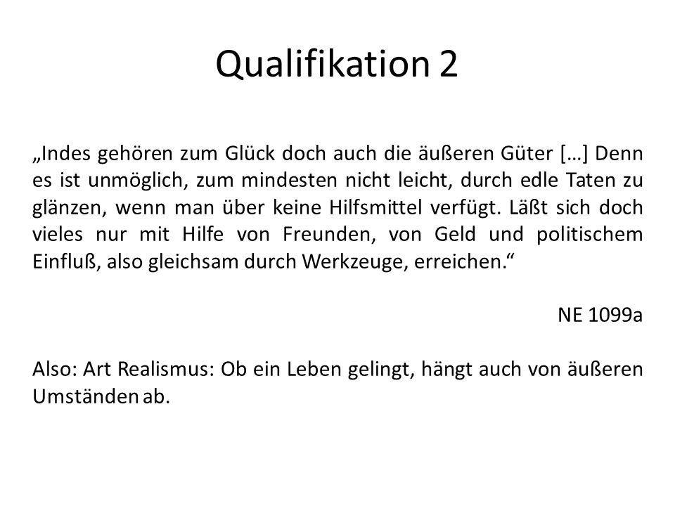 Qualifikation 2