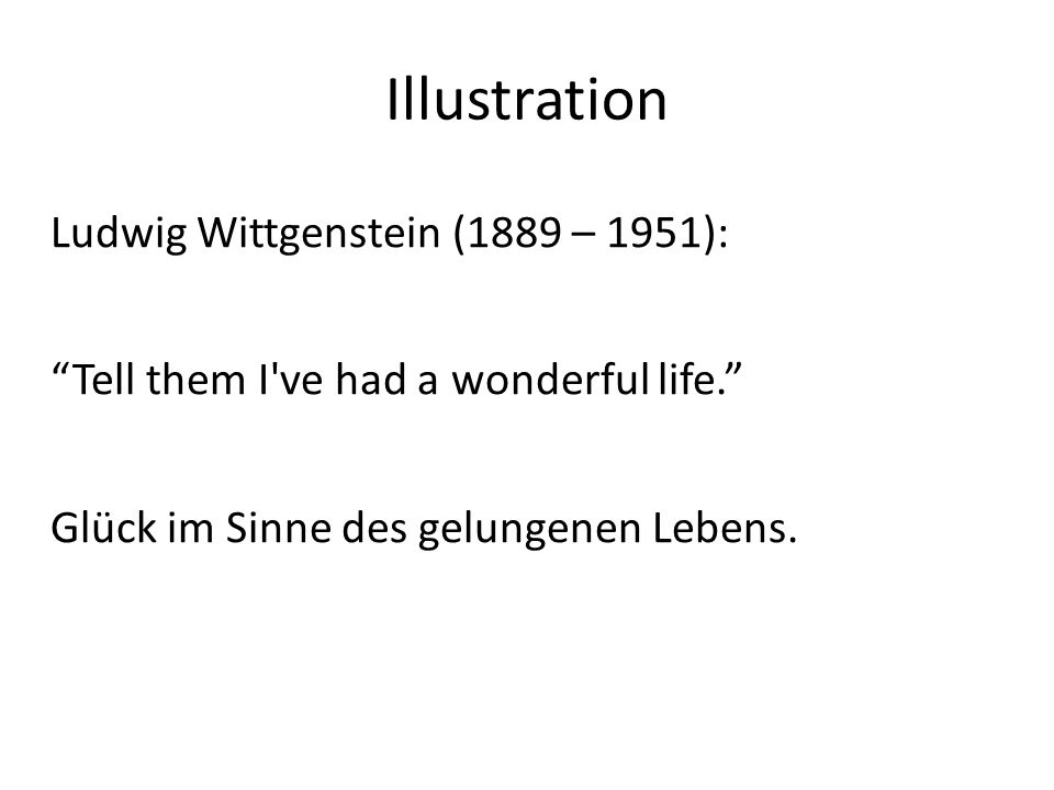 Illustration Ludwig Wittgenstein (1889 – 1951):