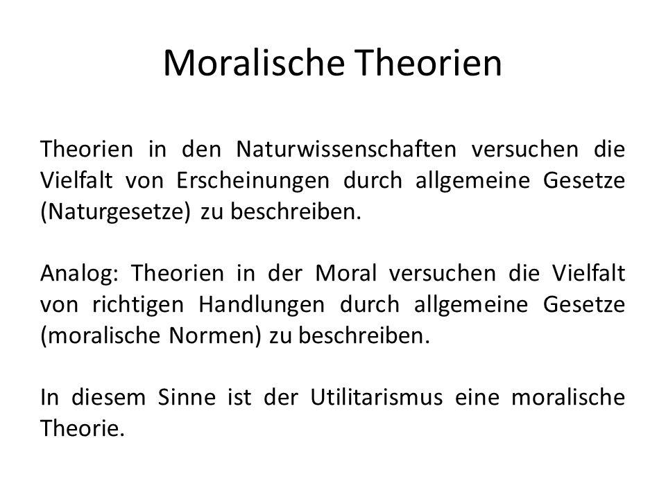 Moralische Theorien
