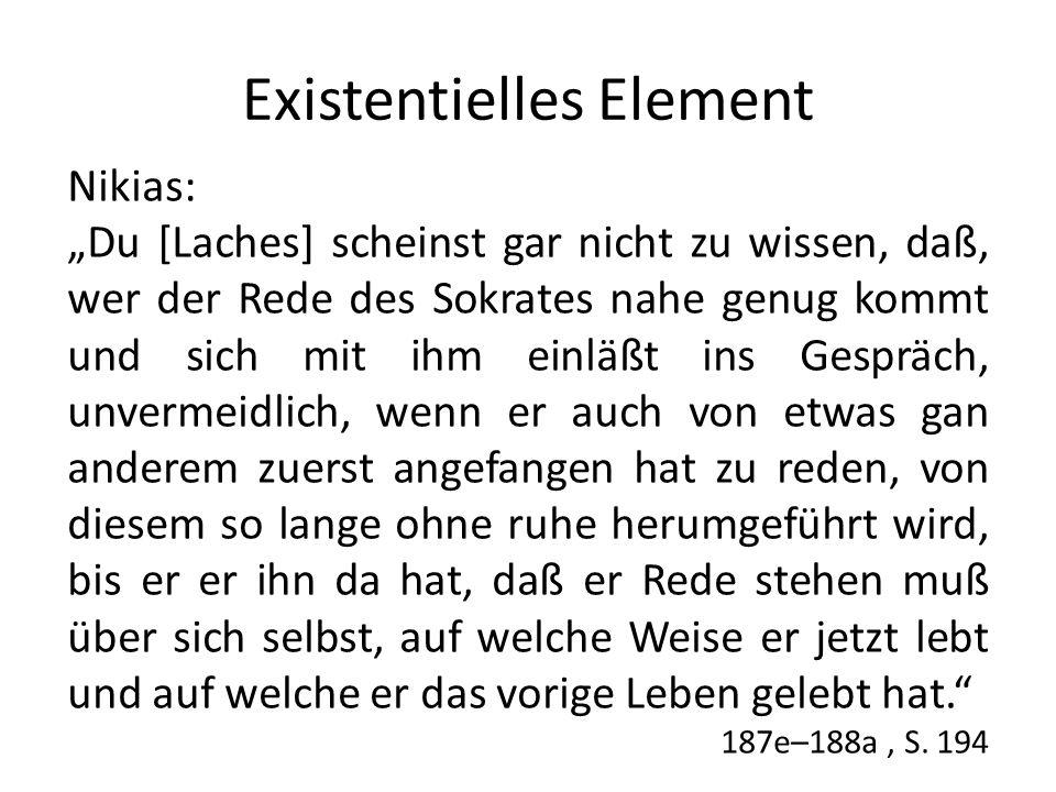 Existentielles Element