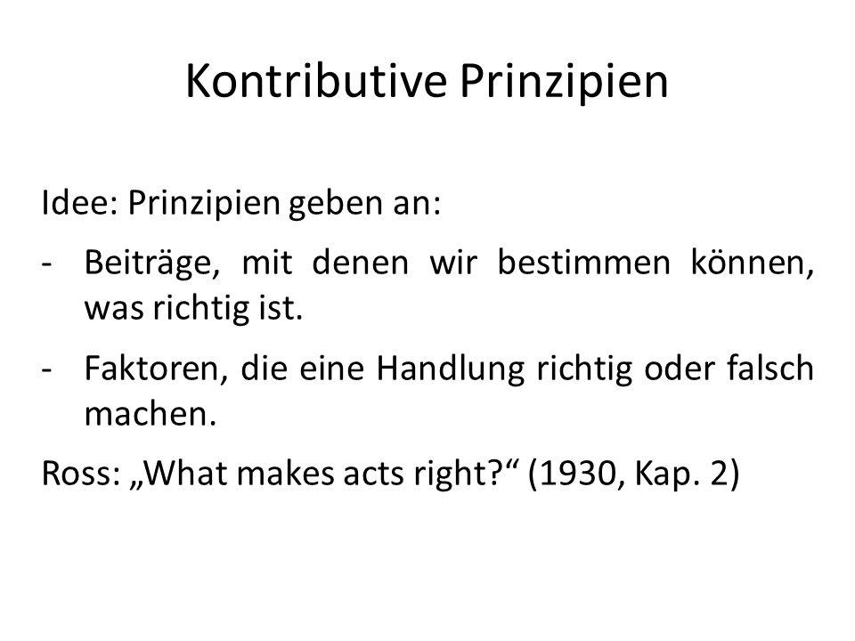 Kontributive Prinzipien