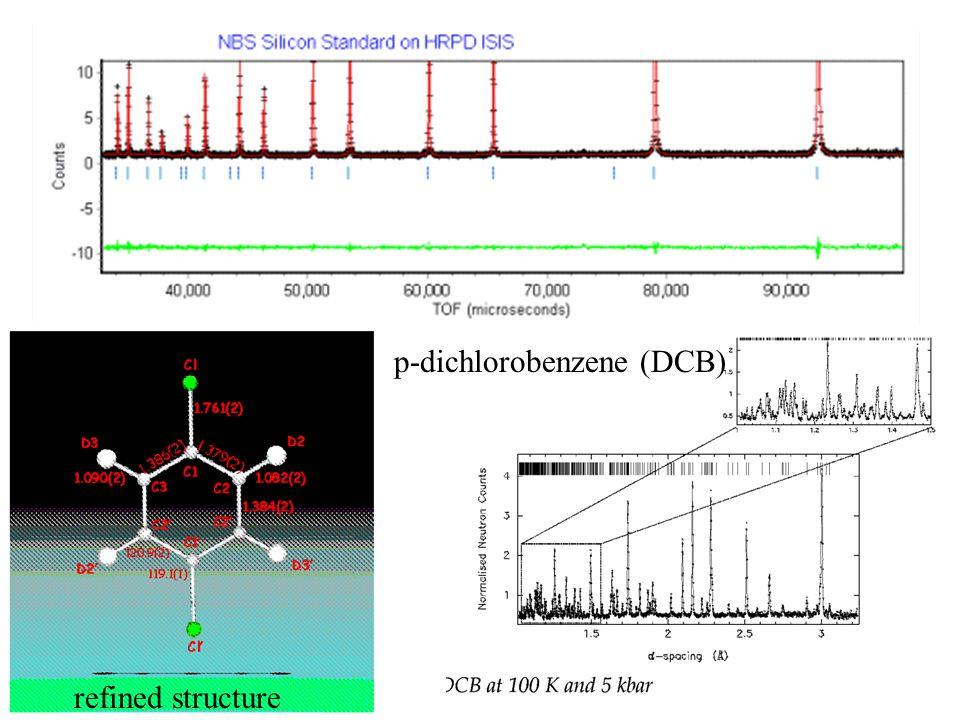 p-dichlorobenzene (DCB)