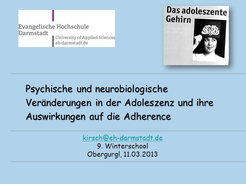 kirsch@eh-darmstadt.de 9. Winterschool Obergurgl, 11.03.2013
