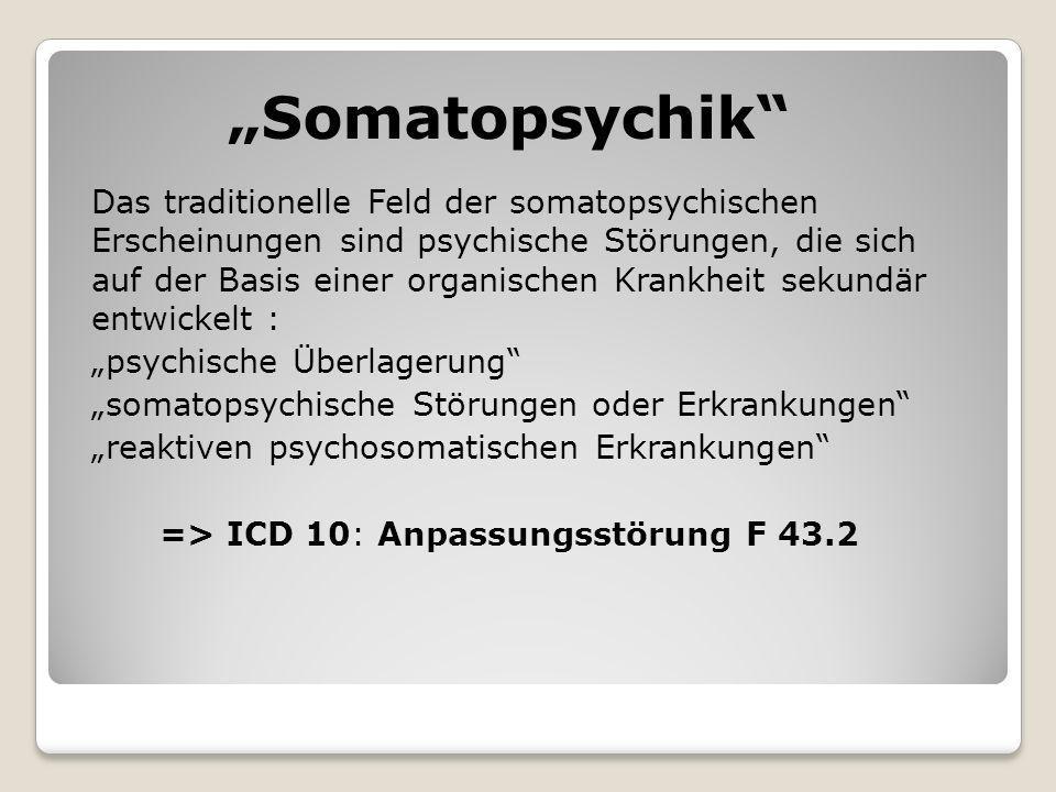 """""""Somatopsychik"""