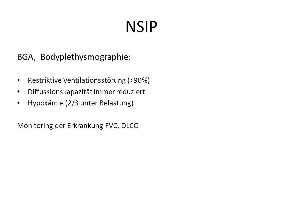 NSIP BGA, Bodyplethysmographie: