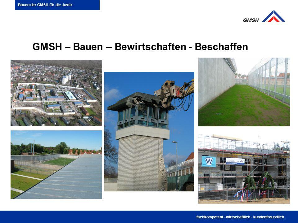 GMSH – Bauen – Bewirtschaften - Beschaffen