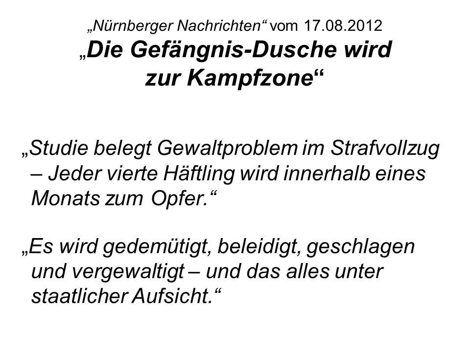 """""""Nürnberger Nachrichten vom 17. 08"""
