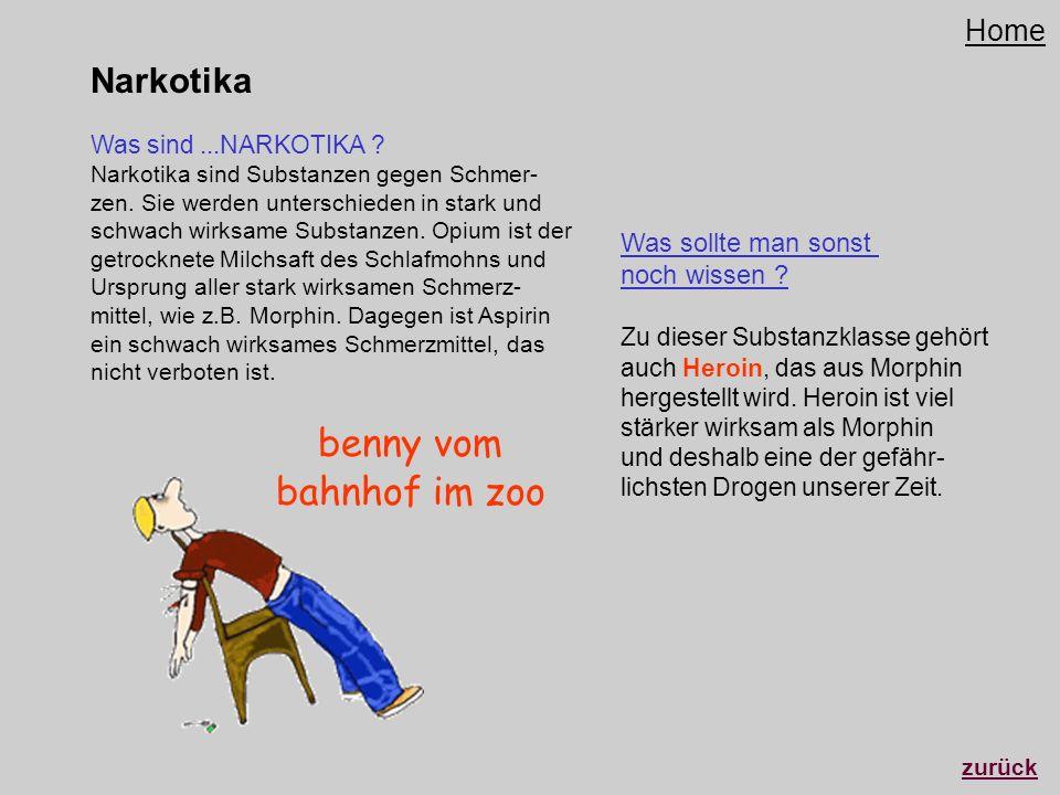 benny vom bahnhof im zoo