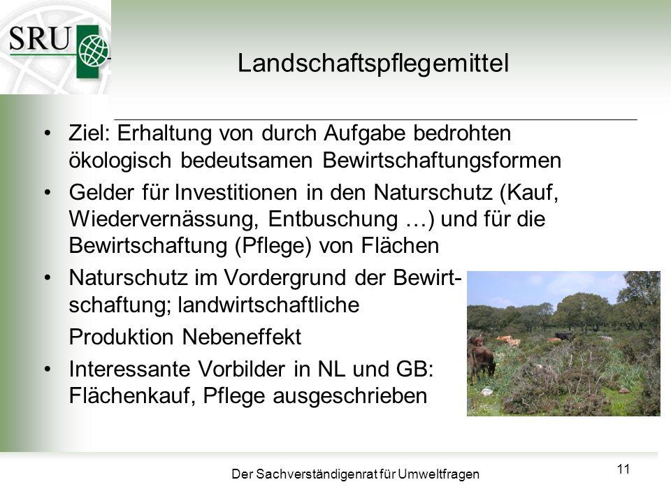 Landschaftspflegemittel