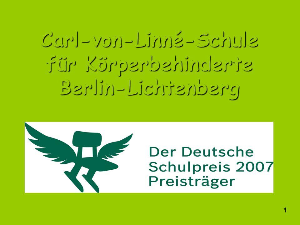 Carl-von-Linné-Schule für Körperbehinderte Berlin-Lichtenberg