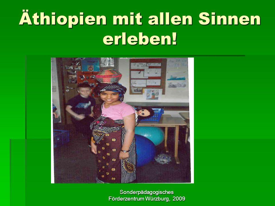 Äthiopien mit allen Sinnen erleben!
