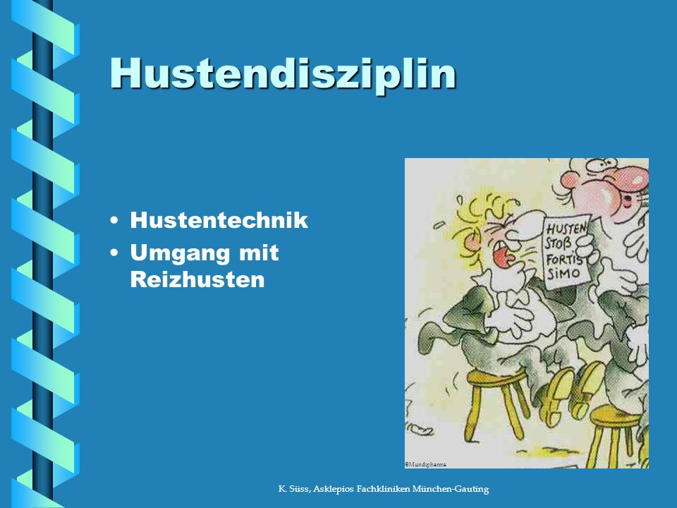 K. Süss, Asklepios Fachkliniken München-Gauting