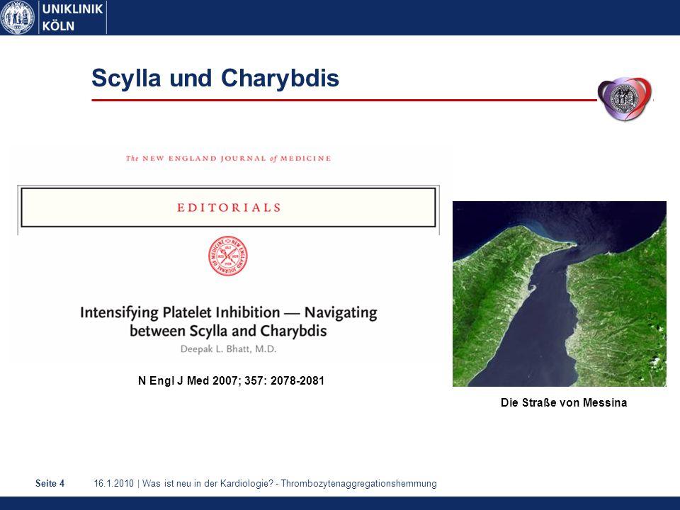 Scylla und Charybdis Scylla und Charybdis: so hießen die beiden Ungeheuer, denen Odysseus auf seiner Fahrt begegnete.
