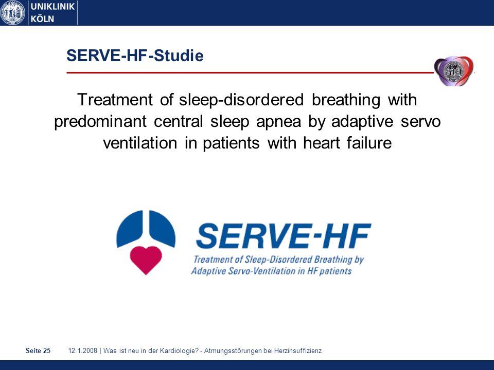 SERVE-HF-Studie