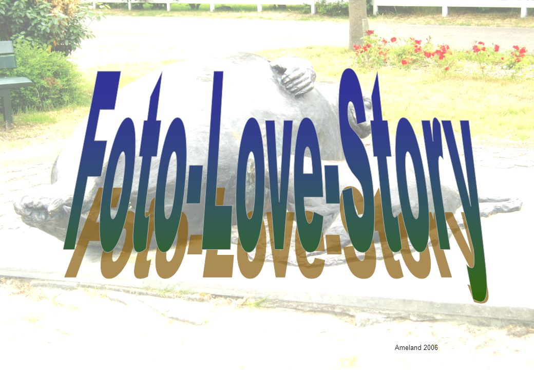 Foto-Love-Story Ameland 2006