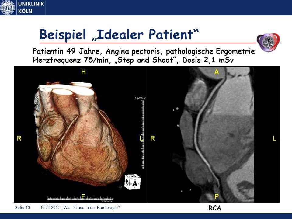"""Beispiel """"Idealer Patient"""
