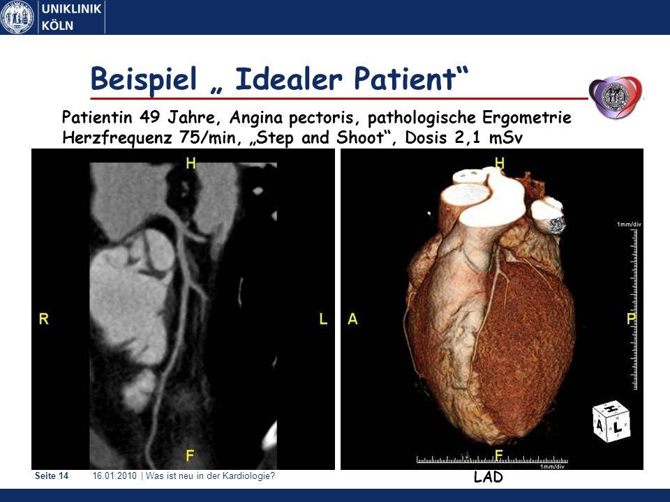 """Beispiel """" Idealer Patient"""