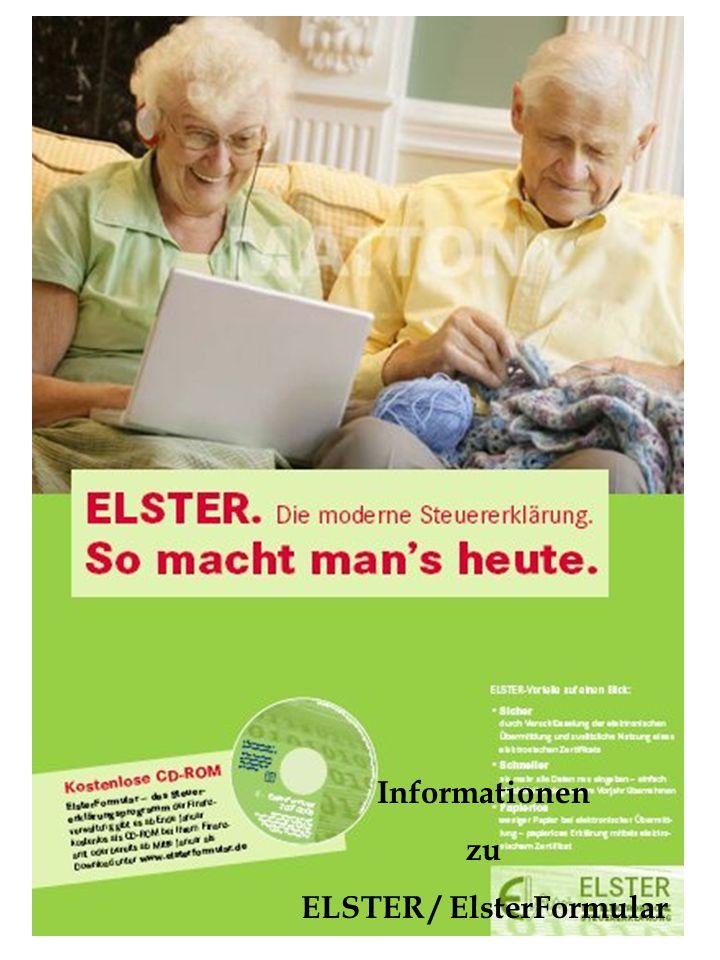 ELSTER / ElsterFormular