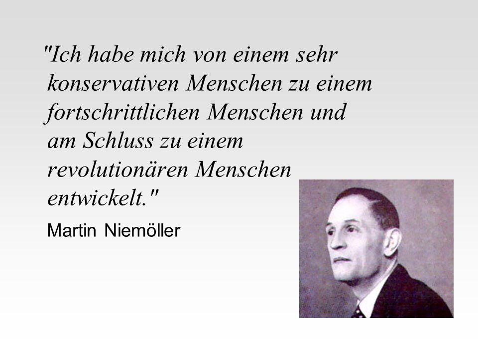 Ich habe mich von einem sehr konservativen Menschen zu einem fortschrittlichen Menschen und am Schluss zu einem revolutionären Menschen entwickelt.
