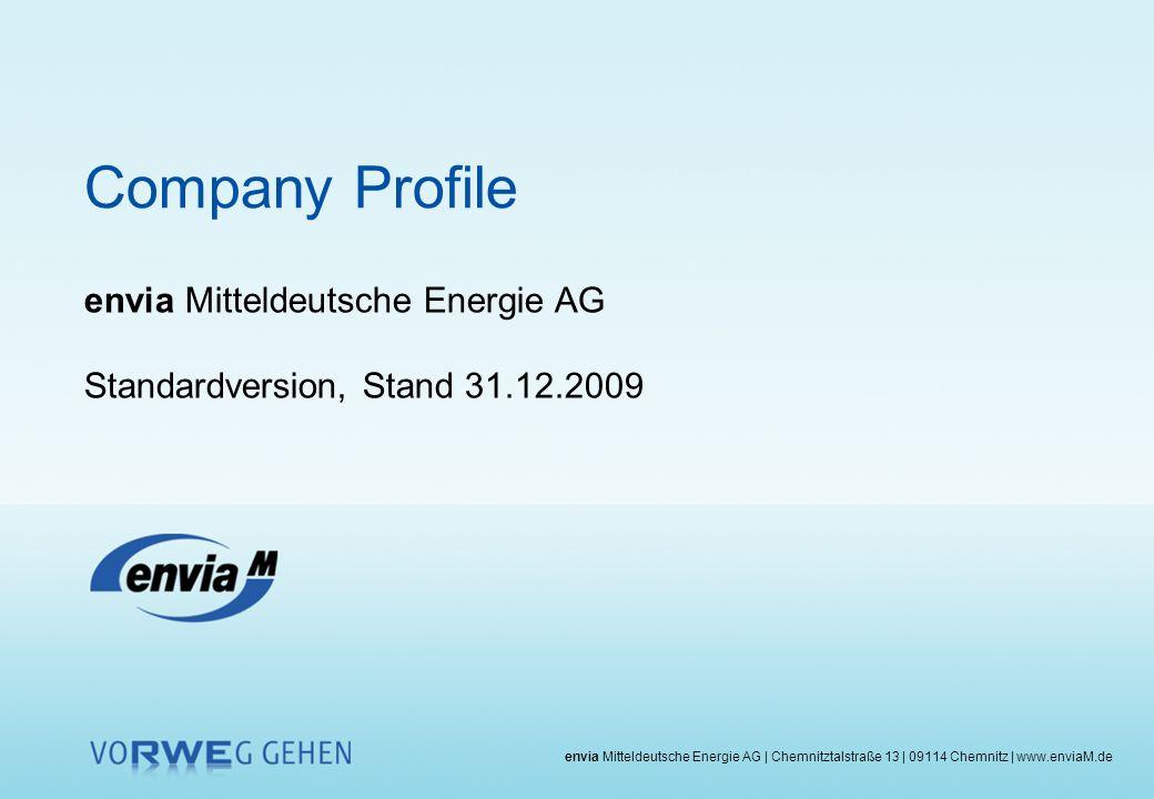 Company Profile envia Mitteldeutsche Energie AG