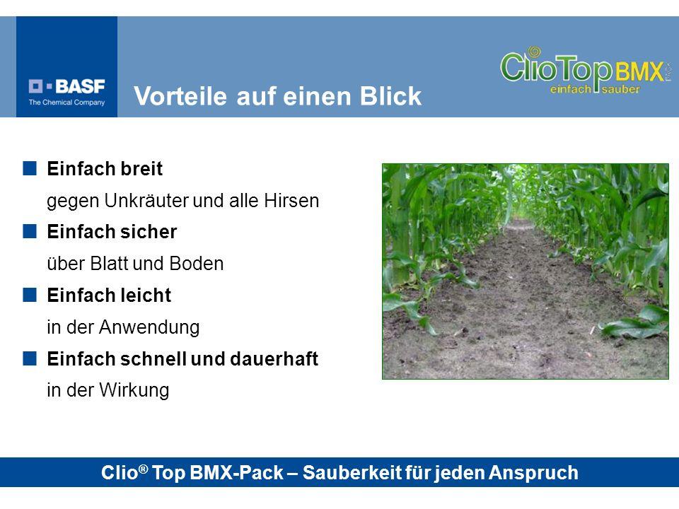 Clio® Top BMX-Pack – Sauberkeit für jeden Anspruch