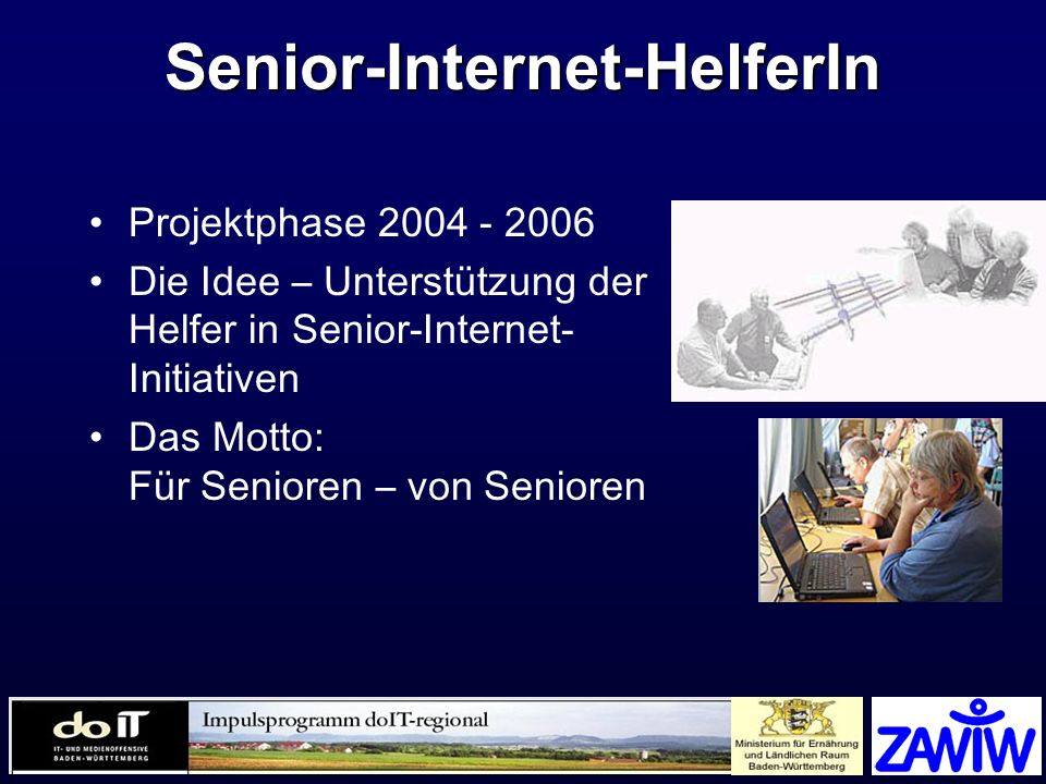 Senior-Internet-HelferIn