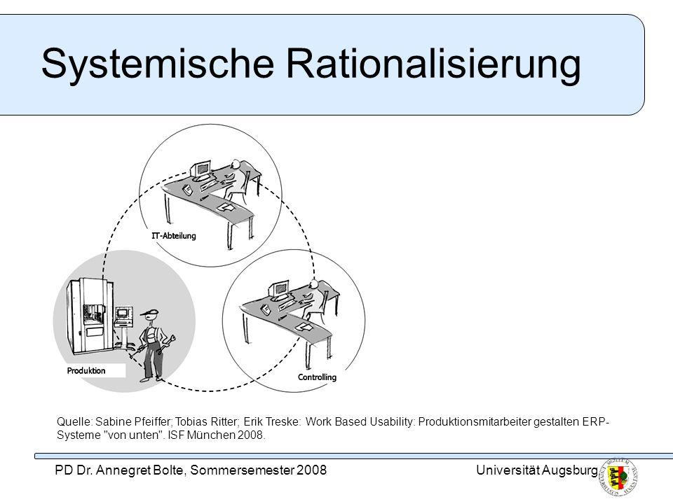Systemische Rationalisierung