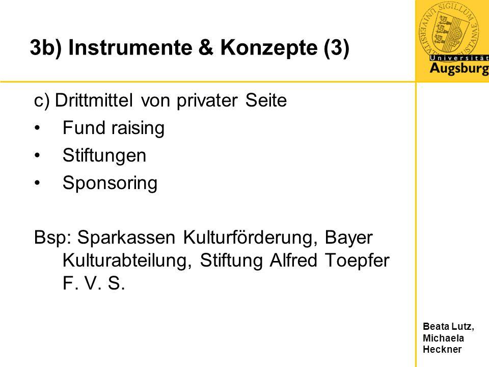 3b) Instrumente & Konzepte (3)