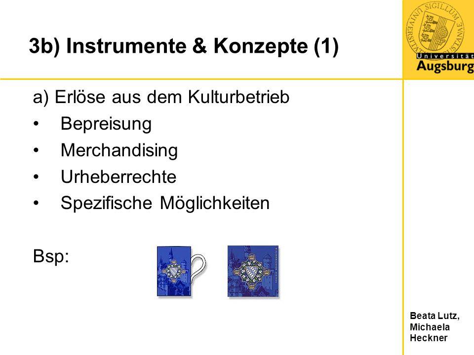 3b) Instrumente & Konzepte (1)