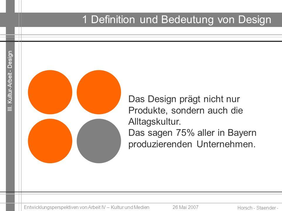 1 Definition und Bedeutung von Design